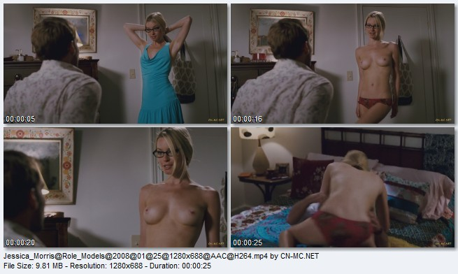Jessica morris role models naked — pic 8