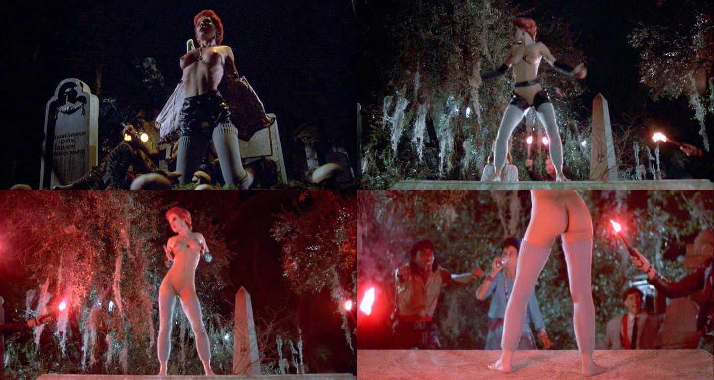 SURGEON GENERAL'S WARNING - Dancing naked in a graveyard may cause your genitals to dissapear.
