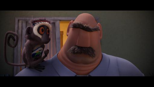 Mustache...